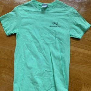 Simply Southern Women's Tee Shirt SZ small